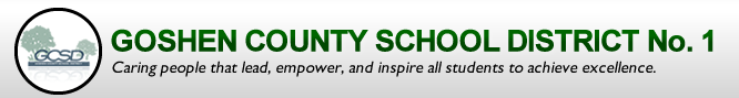 Goshen County School District 1